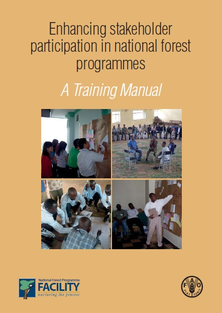 Training manual on enhancing stakeholder participation for FAO
